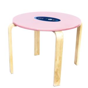 bàn tròn trẻ em bàn ghế mầm non cho bé