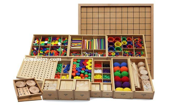 Đồ chơi gabe bằng gỗ