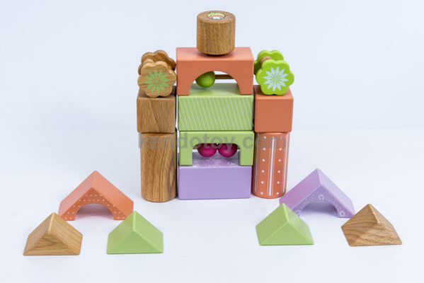 đồ chơi xếp hình thông minh có âm thanh