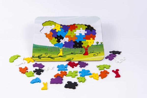 Puzzle cừu