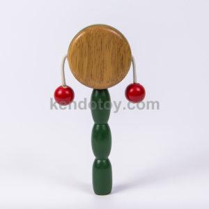 đồ chơi gỗ lắc mỏ cho bé