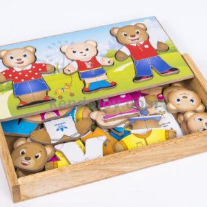 đồ chơi cho bé gái