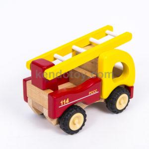 xe thang cứu hỏa