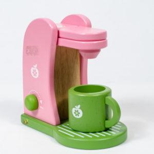 máy pha cà phê đồ chơi gỗ