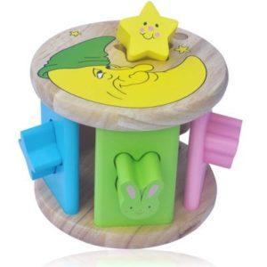 đồ chơi thả khối nhận hình