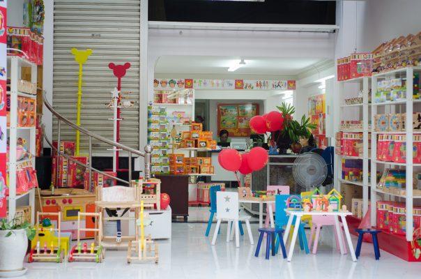 cửa hàng đồ chơi gỗ kendotoy
