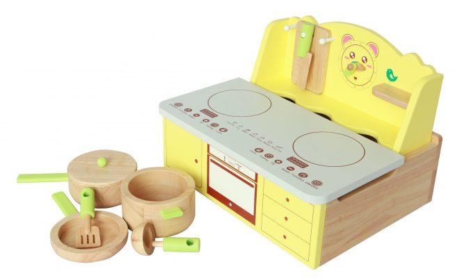 đồ chơi nấu ăn bằng gỗ