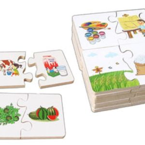 đồ chơi gỗ 3 bước phát triển