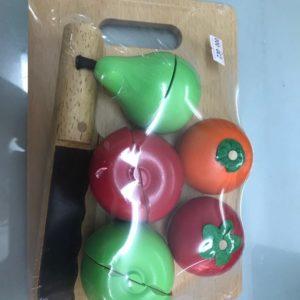 đồ chơi nấu ăn bộ cắt trái cây