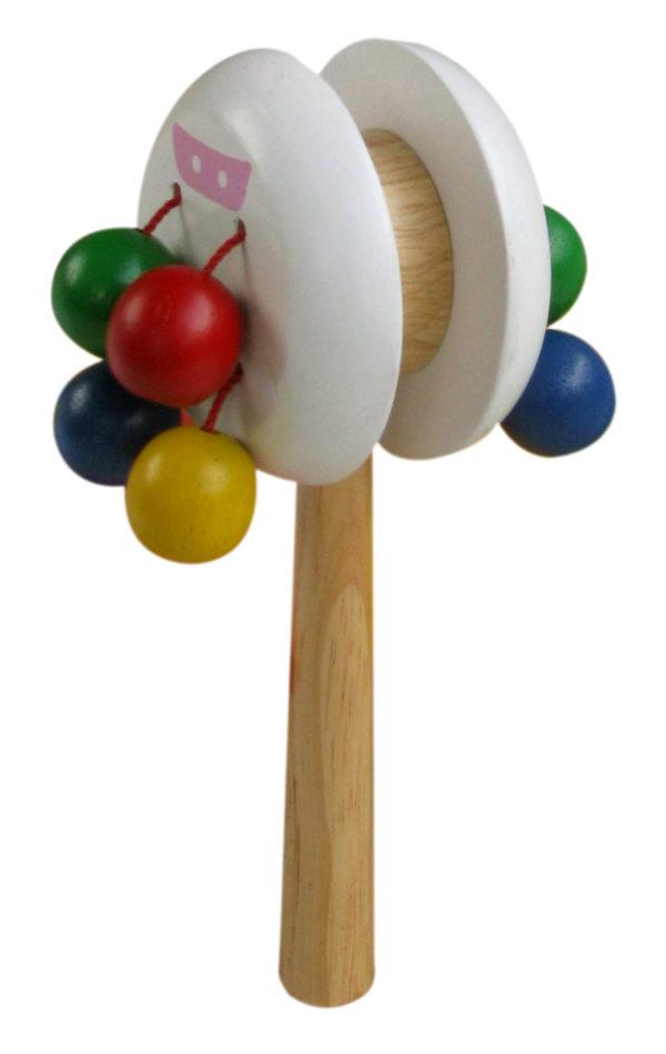 đồ chơi gỗ lúc lắc tám bi
