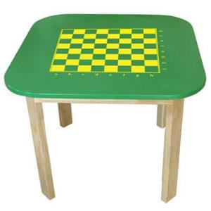 đồ chơi gỗ bàn sân cờ vua cho bé