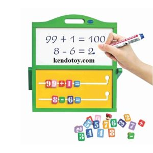 đồ chơi gỗ bảng tính thông minh