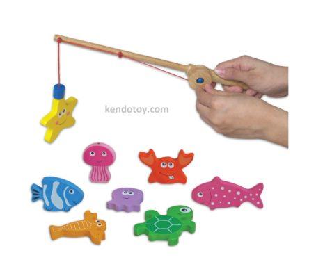 đồ chơi câu cá bộ câu lý thú
