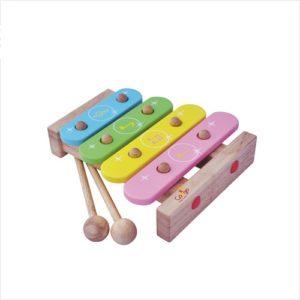 đàn 4 thanh đồ chơi âm nhạc