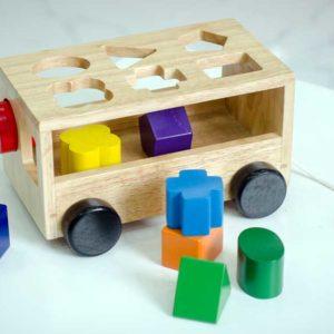 đồ chơi thả khối