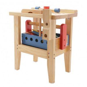 bộ bàn gỗ kỹ thuật đồ chơi gỗ lớn