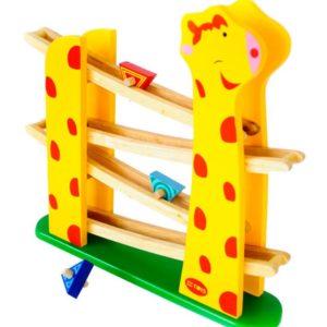 đồ chơi gỗ đường trượt con hươu