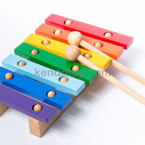 đồ chơi âm nhạc đàn 7 thanh