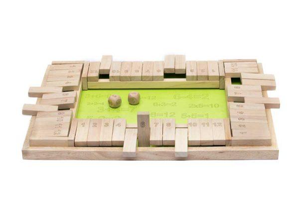 Đồ chơi gỗ đấu trường bốn người
