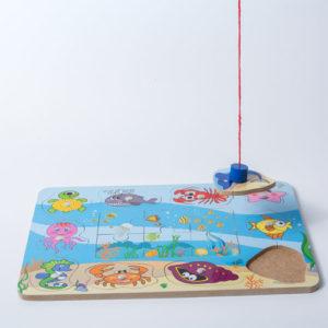 đồ chơi câu cá bộ câu thú biển