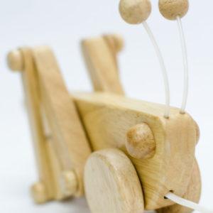 đồ chơi gỗ con châu chấu