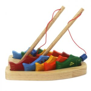 đồ chơi câu cá 10 số
