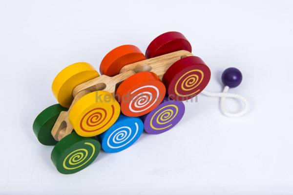 đồ chơi trẻ em bánh xe chuyển động
