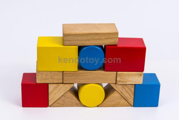 đồ chơi xếp hình cho bé khối âm thanh
