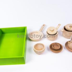 đồ chơi nấu ăn dụng cụ chơi đồ hàng cho bé