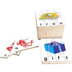 đồ chơi bộ ghép hình học chữ