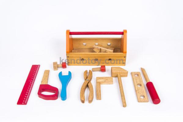 đồ chơi gỗ bộ kỹ thuật cho bé