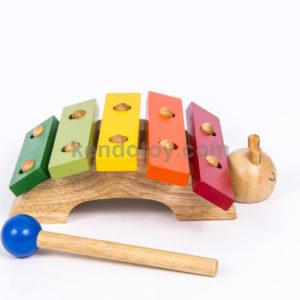 đồ chơi âm thành đàn hình rùa