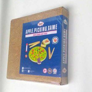 Đồ chơi gỗ hái táo