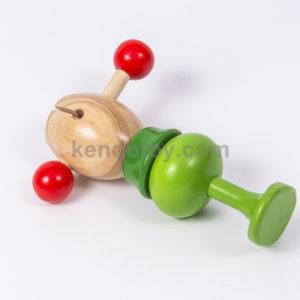 đồ chơi gỗ lắc chuột