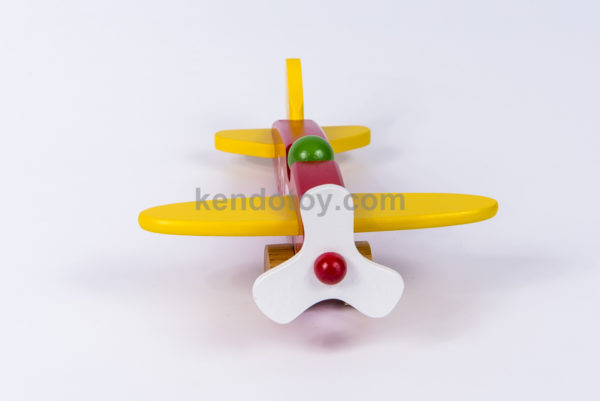 máy bay đồ chơi gỗ