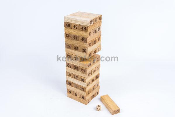 6 lợi ích của việc chơi và 37 bảng chữ số bằng gỗ nhận dạng học toán - 36