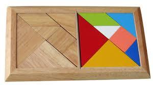 đồ chơi gỗ tangram đôi