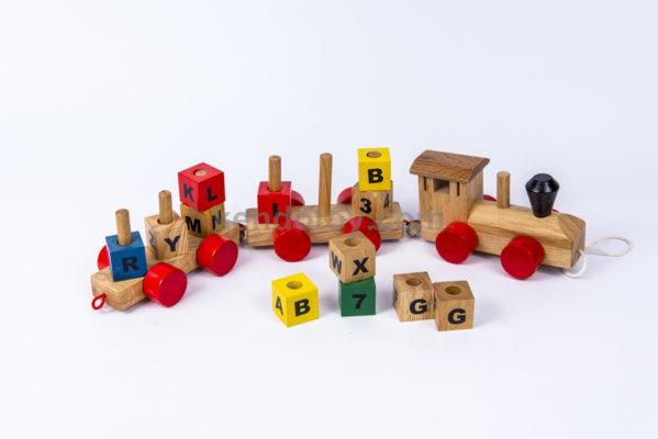 6 lợi ích của việc chơi và 37 bảng chữ số bằng gỗ nhận dạng học toán - 18
