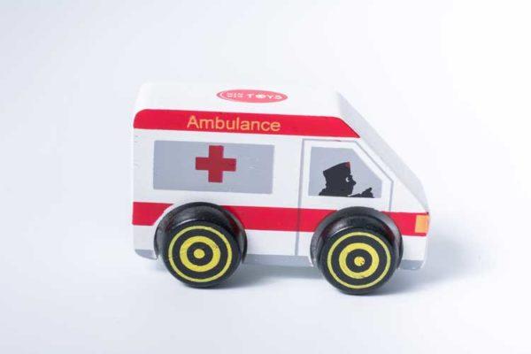 xe cảnh sát đồ chơi