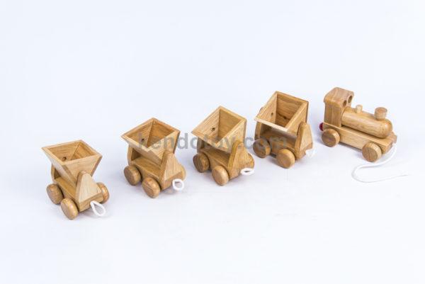 đồ chơi cho bé bằng gỗ