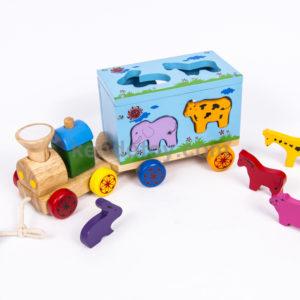 đồ chơi trẻ em bằng gỗ