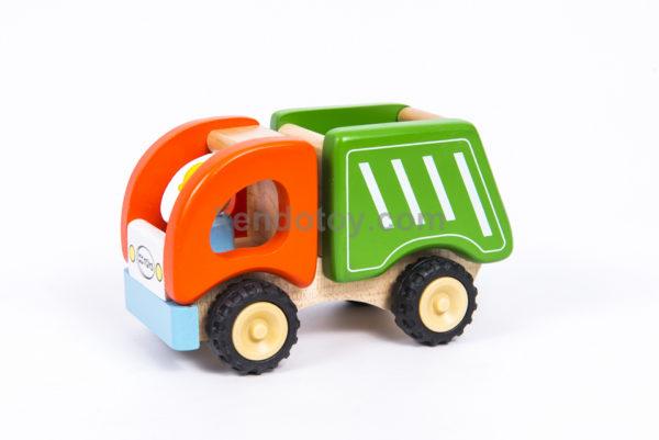xe đồ chơi gỗ