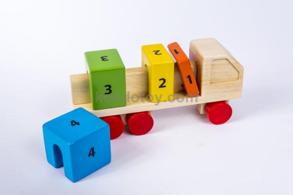 6 lợi ích của việc chơi và 37 bảng chữ số bằng gỗ nhận dạng học toán - 21