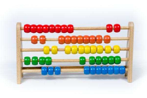 đồ chơi giáo dục mầm non học đếm 10 tròn
