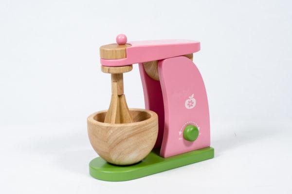 máy đánh trứng đồ chơi bằng gỗ