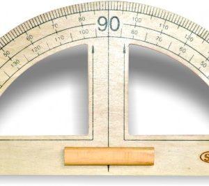 thước góc bằng gỗ