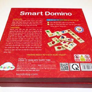 Domino song ngữ học tiếng viêt anh và hình