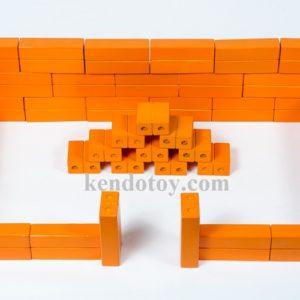 Đồ chơi gỗ gạch xây dựng mầm non