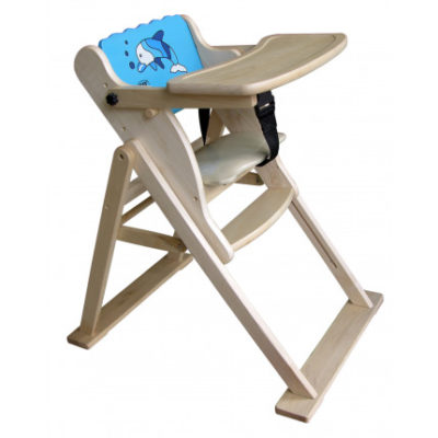 đồ chơi gỗ ghế ăn dặm