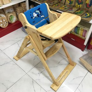 Ghế ăn dặm, ăn bột bằng gỗ